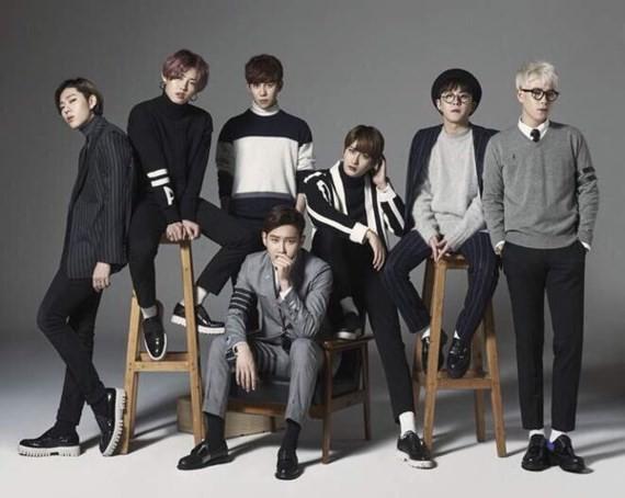 K-pop band Block B to perform in HCMC in November