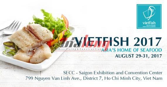 Vietfish exhibition opens in HCMC
