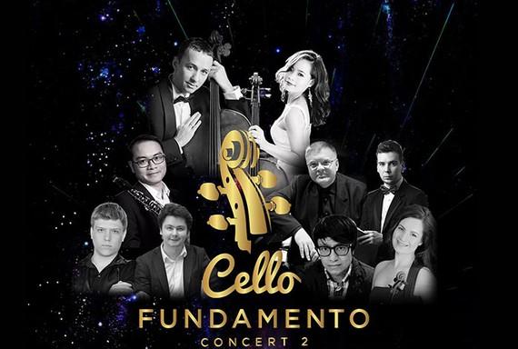 International cello concert held in Hanoi