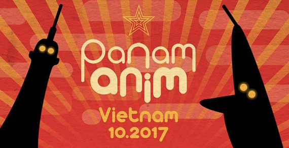 Panam Anim Animation Film Festival 2017 in HCMC, Hanoi