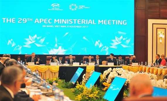 APEC 2017 Ministerial Meeting opens in Da Nang (Photo: VNA)