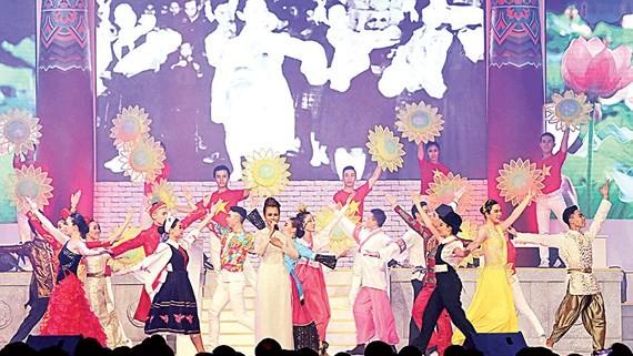 The HCMC-Gyeongju World Cultural Festival 2017 opens on November 11. (Photo: Sggp)