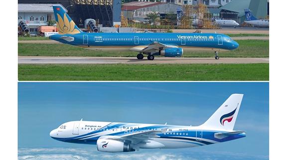 Bangkok Airways, Vietnam Airlines sign code share agreement