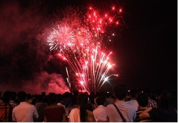 Firework show planned to celebrate lunar New Year in Quang Ngai City