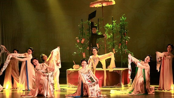 Vietnam Academy of Dance to be established