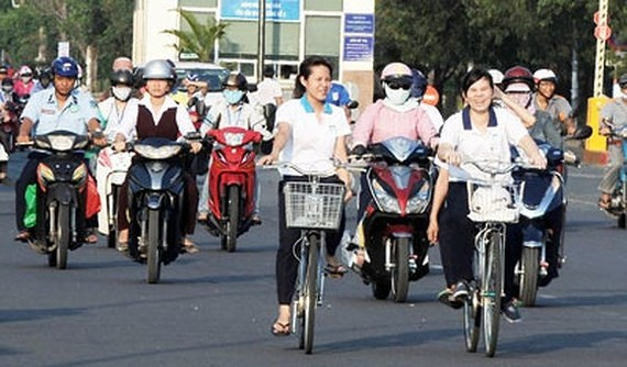HCM City to launch bike sharing system