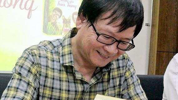 Writer Nguyen Nhat Anh