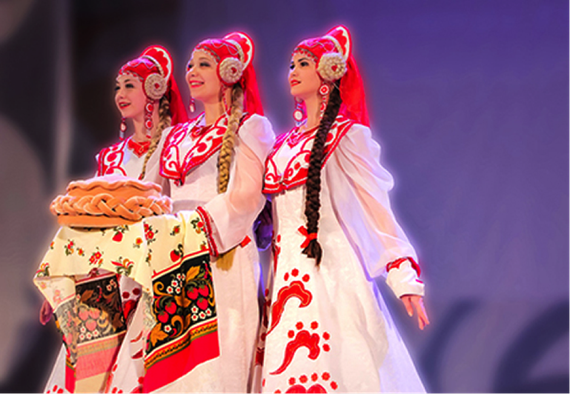 Russian folk dance group to perform in Hue Festival 2018