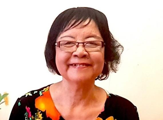 Vietnamese translator Tran Thi Minh Tam