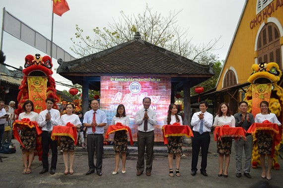 Hoi An opens new night market.