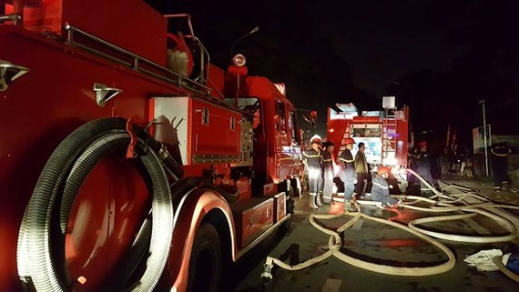 House fire killed members of one family in Da Lat