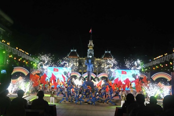 The 8th Ho Chi Minh City Sports Festival opens