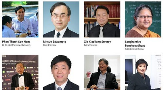 Two Vietnamese listed among 100 top scientists in Asia. (Photo: vnexpress.net)