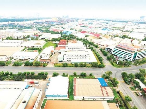 Tan Thuan Export Processing Zone (Photo: Sggp)