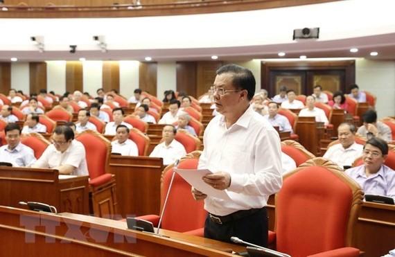 Finance Minister Dinh Tien Dung (Source: VNA)
