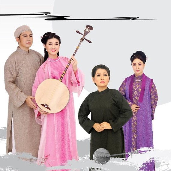 More than 60 cai luong actors and actresses will join in a play titled Thay Ba Doi (Musician Ba Doi) celebrating the 100th anniversary of Cai Luong Stage.