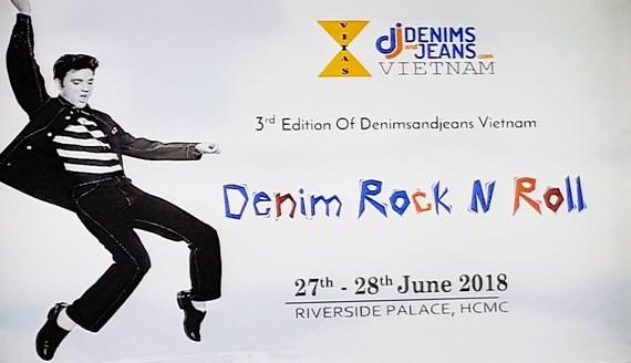3rd Denimsandjeans Vietnam int'l exhibition to open next week