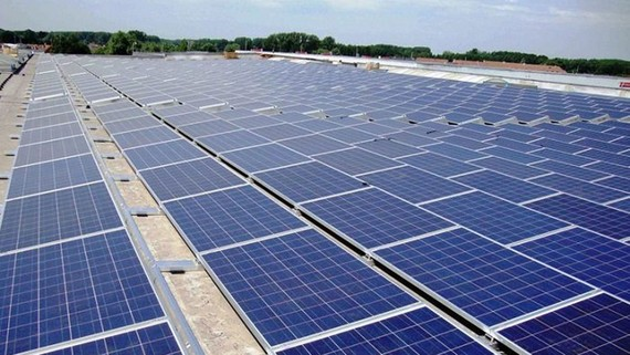 Over US$107 million invested in solar power plants in Phu Yen