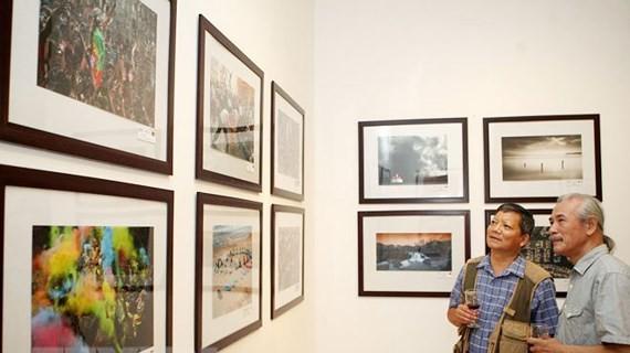 PSA international photo exhibition opens in HCMC