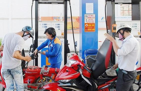 Petrol price kept unchanged