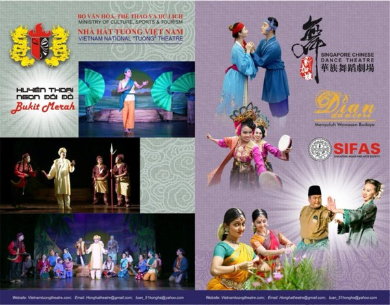 Classical play marking Vietnam-Singapore ties presents in Hanoi