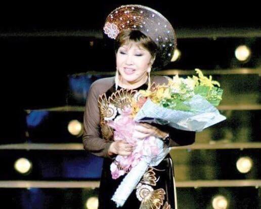 Cai luong veteran actress Hong Nga