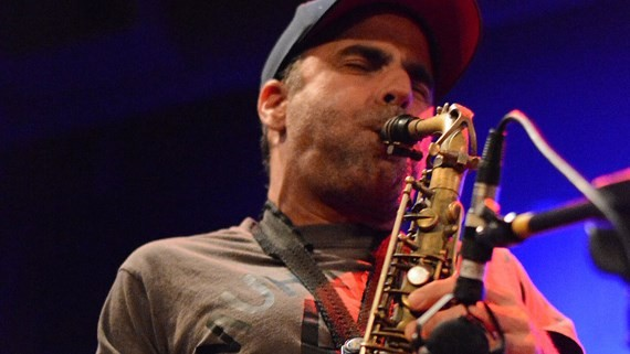American jazz musician to perform in city