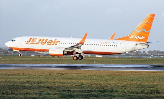 Korean Jeju Air to open route to Da Nang in late December