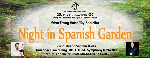 Classical concert to bring the best of Spanish music