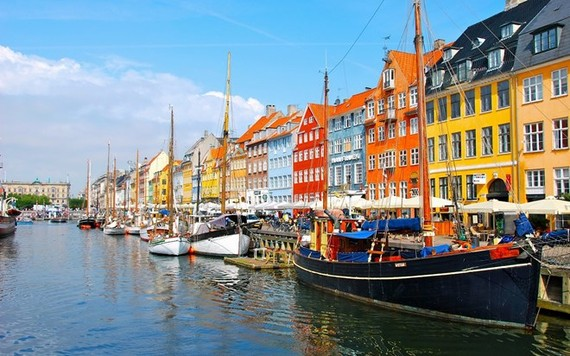 View of a city in Denmark (Source: cpv.org.vn)