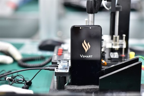 Vingroup to launch Vsmart smartphones next week
