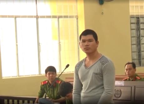 Thạch Vinh bị án tù chung thân vì tội giết bà nội mình