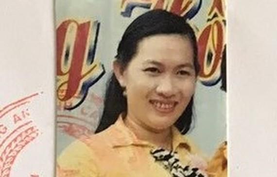 Cơ quan CSĐT Công an tỉnh Cà Mau thông báo truy tìm bà Trịnh Kim Phới