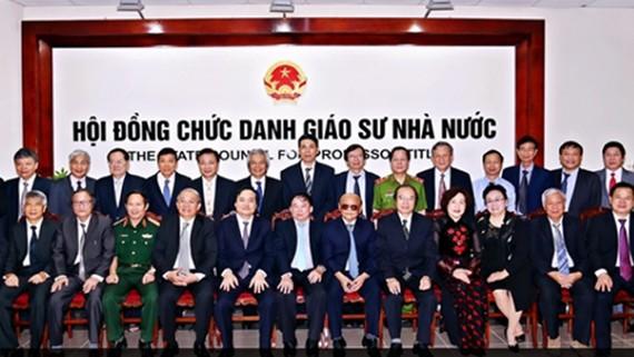 Hội đồng Chức danh GS nhà nước