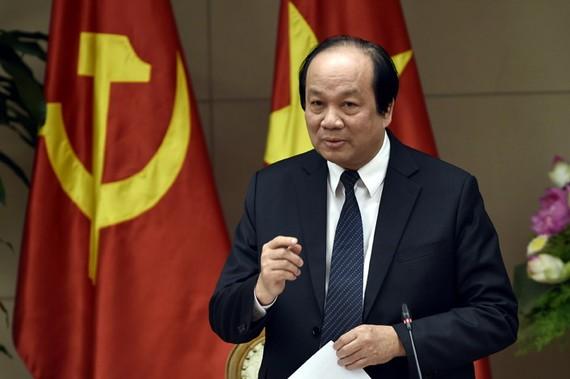 Bộ trưởng, Chủ nhiệm Văn phòng Chính phủ Mai Tiến Dũng khẳng định không lâu nữa giấc mơ họp Chính phủ không giấy tờ sẽ thành hiện thực