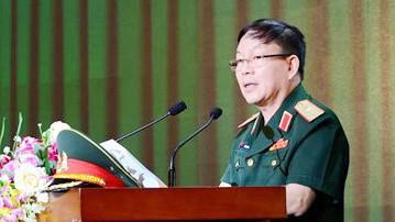 Thiếu tướng Lê Đăng Dũng