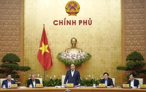 Phiên họp Chính phủ thường kỳ tháng 2-2019