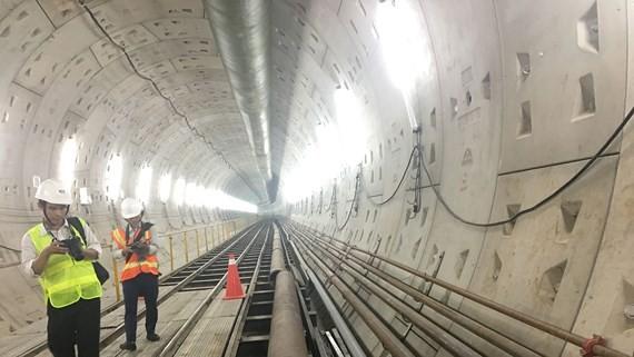 Tuyến metro Bến Thành - Suối Tiên bị chậm tiến độ do thiếu vốn