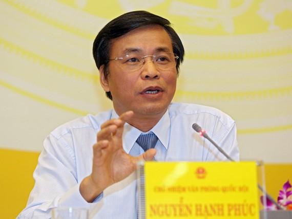 Ông Nguyễn Hạnh Phúc