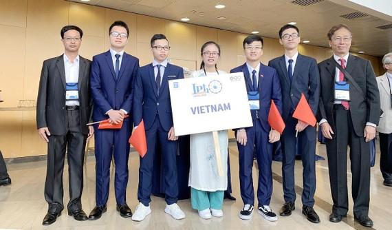 Đội tuyển Olympic Vật lý Việt Nam