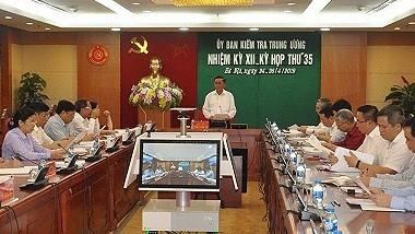 Vi phạm của Đô đốc Nguyễn Văn Hiến và một số tướng Hải quân đến mức phải xem xét, thi hành kỷ luật