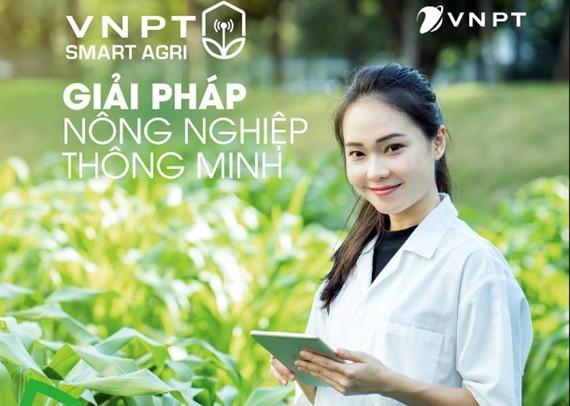 """VNPT Smart Agri  - """"Cánh tay phải"""" của nông dân thời 4.0"""