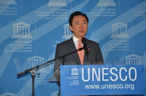 Ambassador Pham Sanh Chau (Photo: VNA)