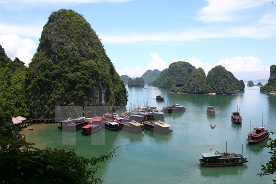 Ha Long Bay (Photo: VNA)