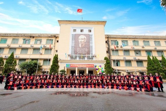 Vietnam's National University of Agriculture (Photo: SGGP)