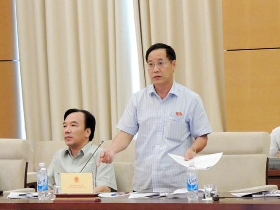 Mr. Bo at the session (Photo: SGGP)