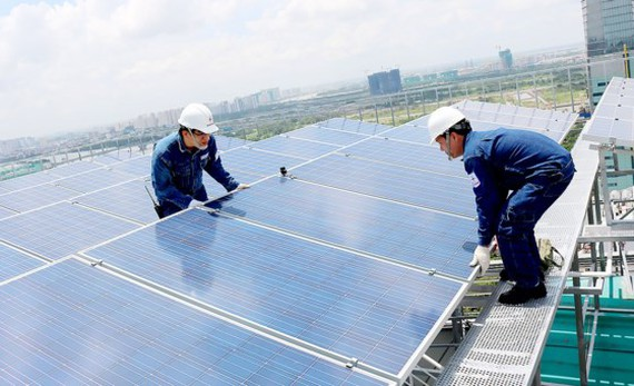 WB helps installation of five solar measurement stations