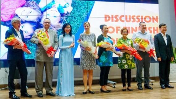 Int'l school Vietnam- Finland to open in HCMC