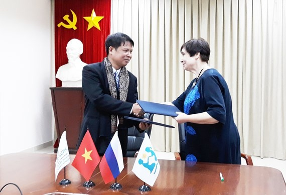 Vietnam, Russia cooperate in cancer treatment