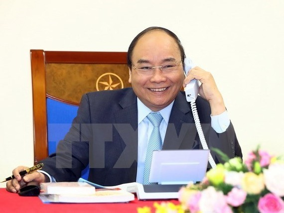 PM congratulates U23 Vietnam team on AFC champs final berth (Source: VNA)